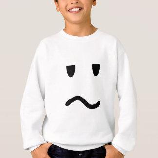 Annoyed Face Sweatshirt