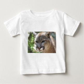 Annoyed Mountain Lion Baby T-Shirt