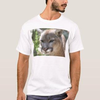 Annoyed Mountain Lion T-Shirt