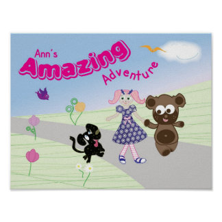 Ann's Amazing Poster
