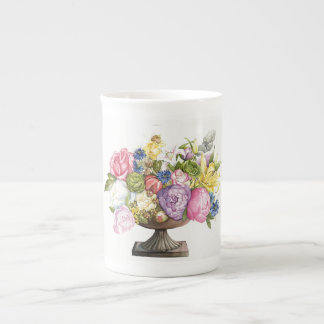 Ann's Arrangement Fine Bone China Mug