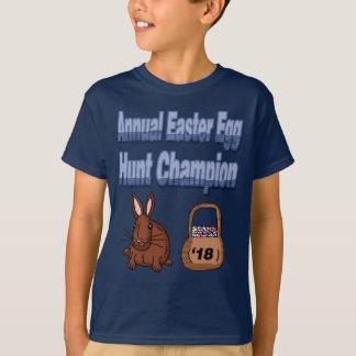 Annual Easter Egg Hunt Champion 2018 T-Shirt