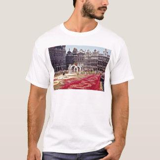 Annual Flower Festival at La Grande Place, Brussel T-Shirt