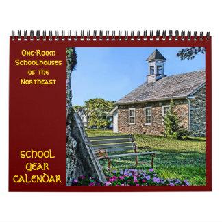 Annual School year Calendar