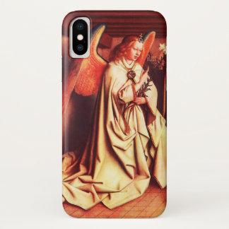 ANNUNCIATION ANGEL Atchangel Gabriel iPhone X Case