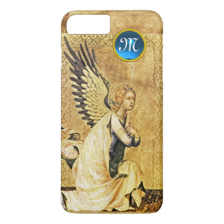 ANNUNCIATION ANGEL MONOGRAM,Parchment iPhone 8 Plus/7 Plus Case