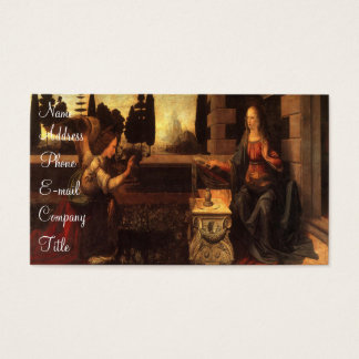 'Annunciation' Business Card