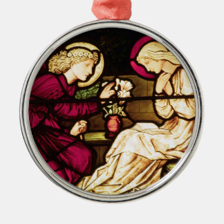 Annunciation by Burne-Jones Ornament