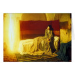 Annunciation - H.O. Tanner Greeting Cards