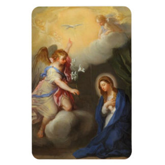 Annunciation of Mary Angel Gabriel Magnet