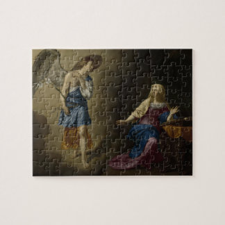 Annunciation of Mary, Velde Puzzle