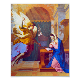 Annunciation Poster
