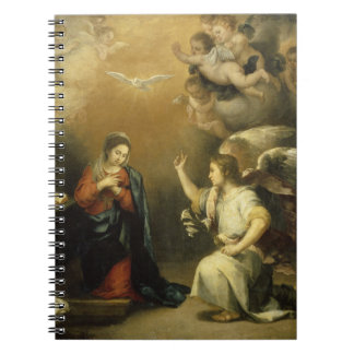 Annunctiation, Fine Art Notebook