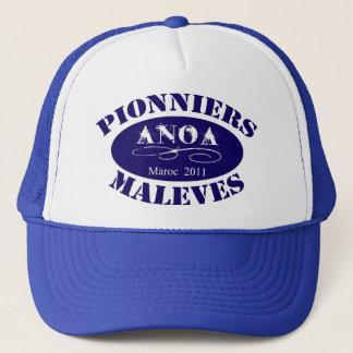 Anoa color trucker hat