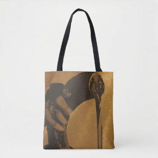 """Anointed"" All-Over-Print Tote Bag"