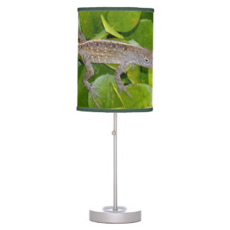 Anole Gecko Lizard Table Lamp