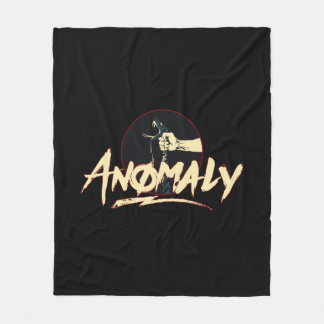 """""""Anomaly"""" of The Fountain Black Blanket"""