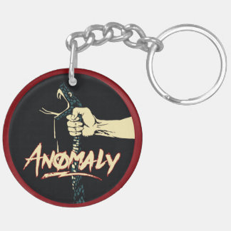 """""""Anomaly"""" of The Fountain Double Sided Keychain"""