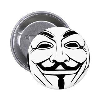 Anon 2 Inch Round Button