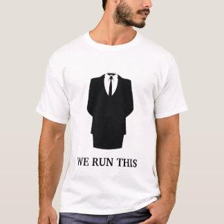 Anon incoming goods run This T-Shirt