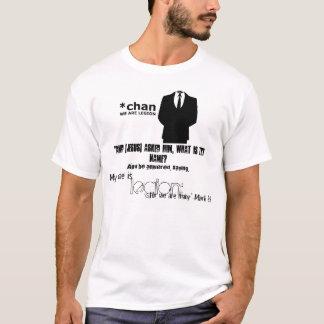 Anon~ We are Legion T-Shirt