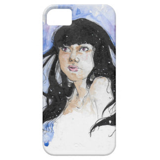 Anonym girl case for the iPhone 5