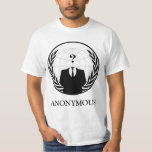 Anonyme T-shirts