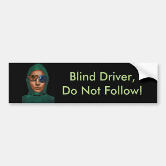 Anonymous 3 bumper sticker