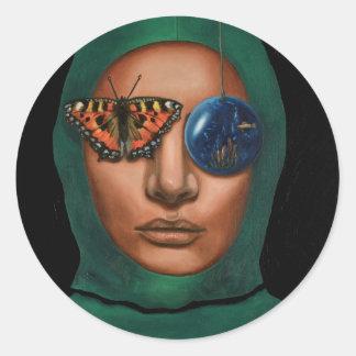 Anonymous 3 round sticker