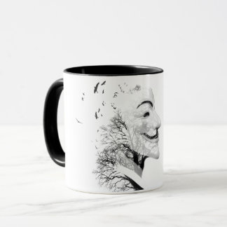 Anonymous Art Mug
