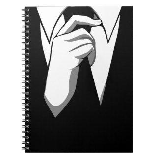Anonymous Crew Notebooks