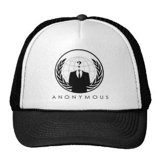 Anonymous Hat / Cap