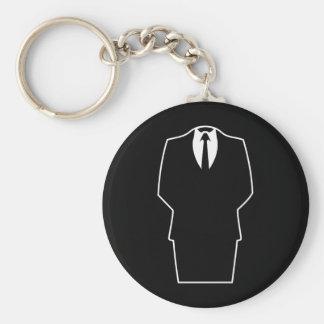 anonymous icon internet 4chan SA Key Chains