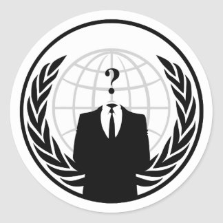 Anonymous International Sticker