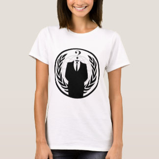 Anonymous Logo (Classic Style) T-Shirt