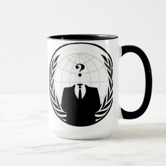 Anonymous Mug
