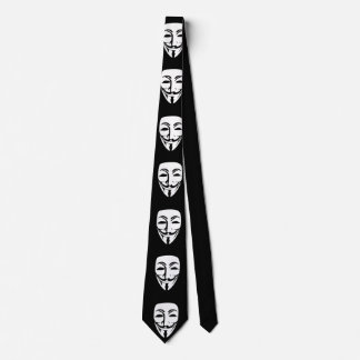 Anonymous party tie