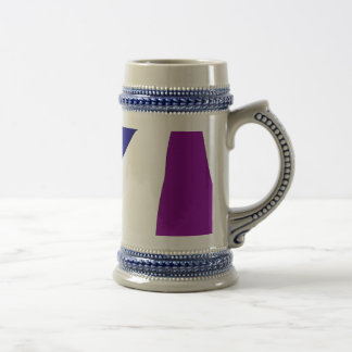 Anonymous Sailboat Beer Stein