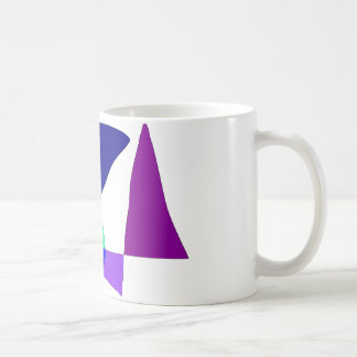 Anonymous Sailboat Coffee Mug