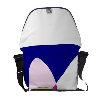 Anonymous Sailboat Courier Bag
