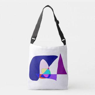 Anonymous Sailboat Crossbody Bag