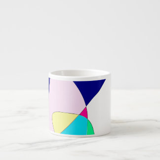 Anonymous Sailboat Espresso Cup