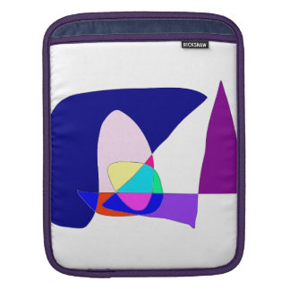 Anonymous Sailboat iPad Sleeve