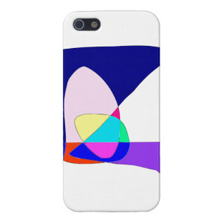Anonymous Sailboat iPhone 5/5S Cover
