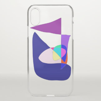 Anonymous Sailboat iPhone X Case