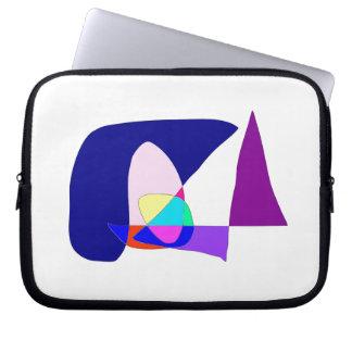 Anonymous Sailboat Laptop Sleeve