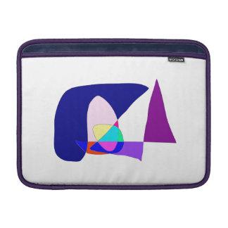 Anonymous Sailboat MacBook Sleeve