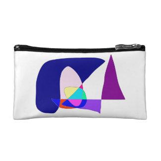 Anonymous Sailboat Makeup Bag