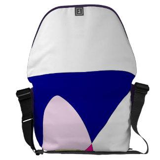 Anonymous Sailboat Messenger Bag