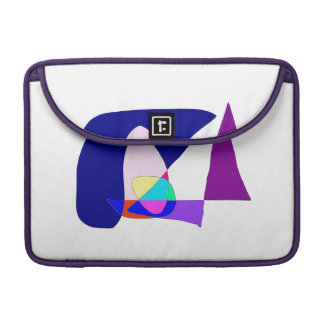 Anonymous Sailboat Sleeve For MacBook Pro